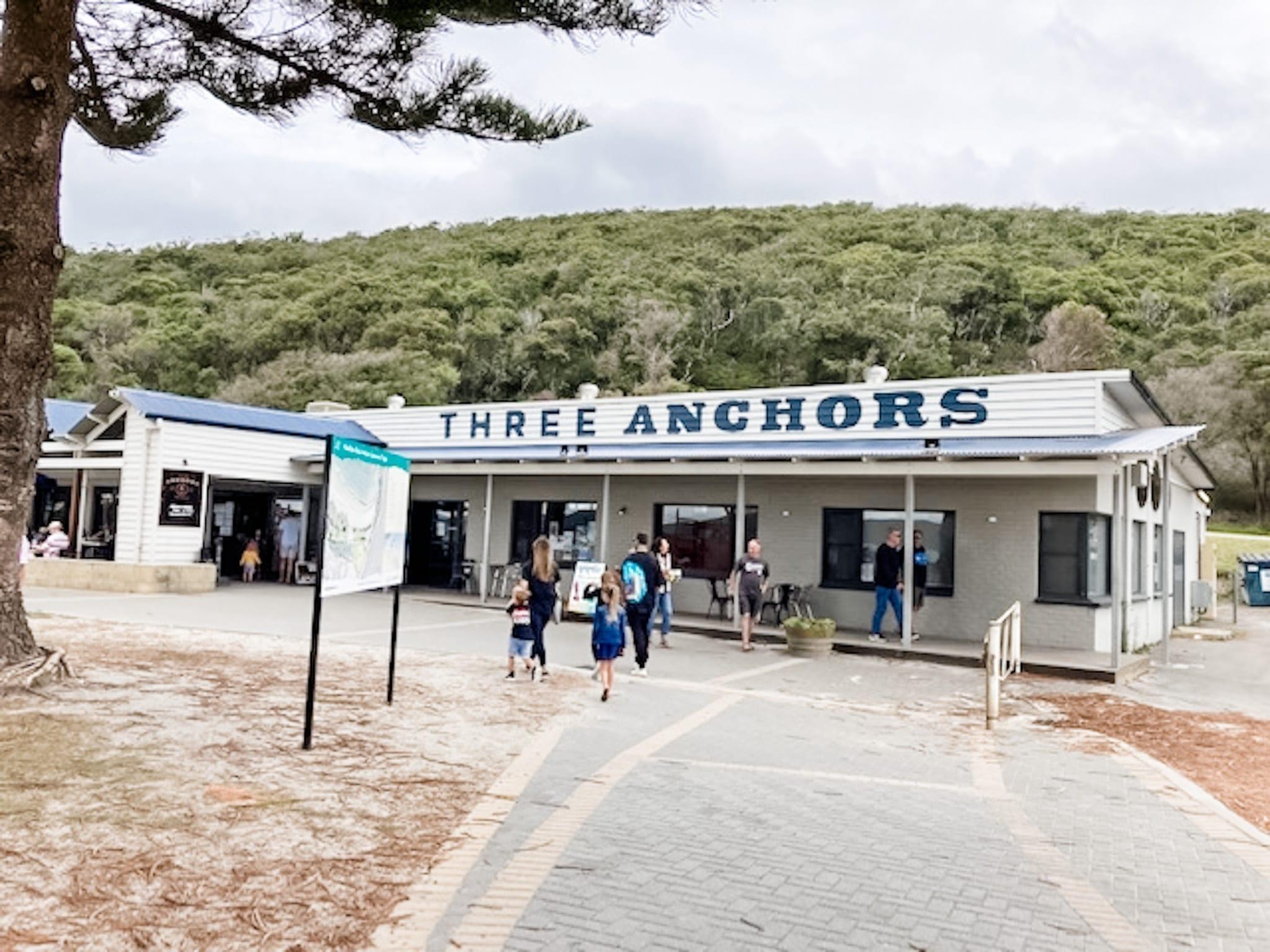 Three Anchors Bar and Restaurant