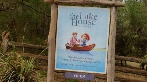 Lake House Denmark