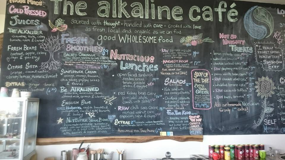 The Alkaline Cafe, Albany