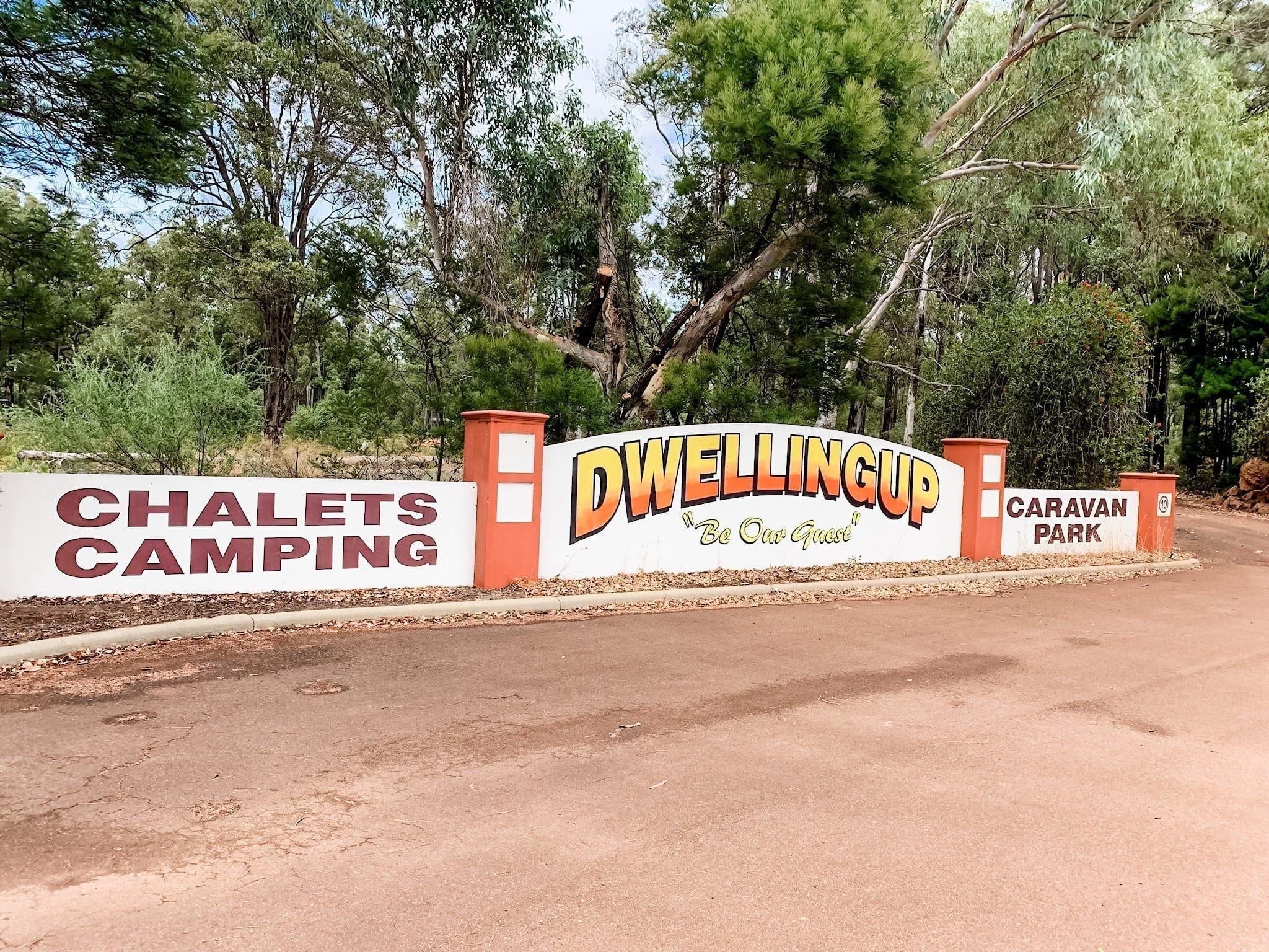 Dwellingup Chalets and Caravan Park