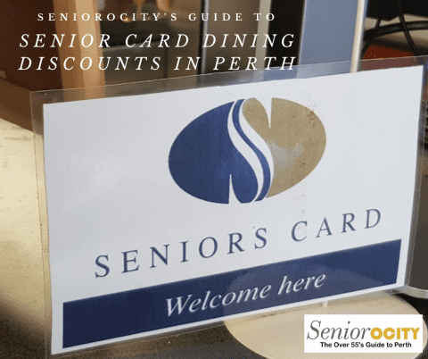 Senior Card Dining Discounts